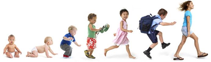 Puericultura - Perioadele dezvoltării copilului