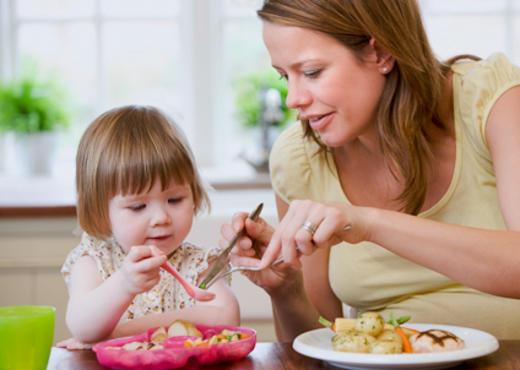 Necesitățile nutriționale ale copilului